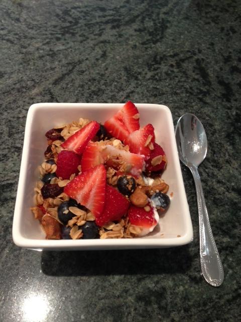 granola recipee