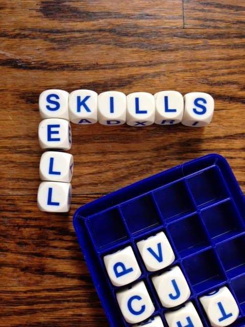 sell skills online