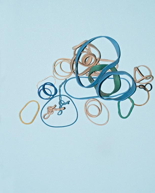 flexible like a rubber band