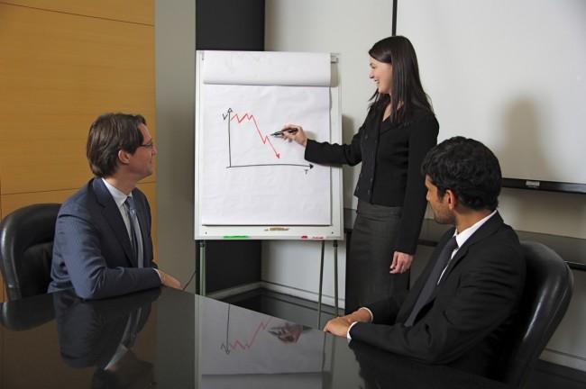 Work presentation