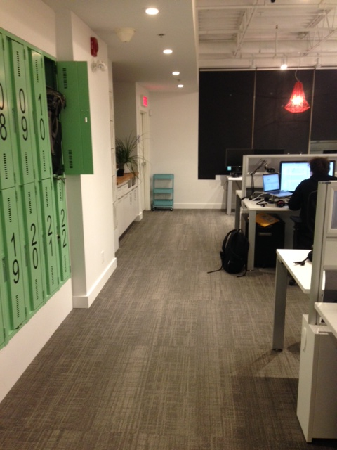 co-working space Montreal