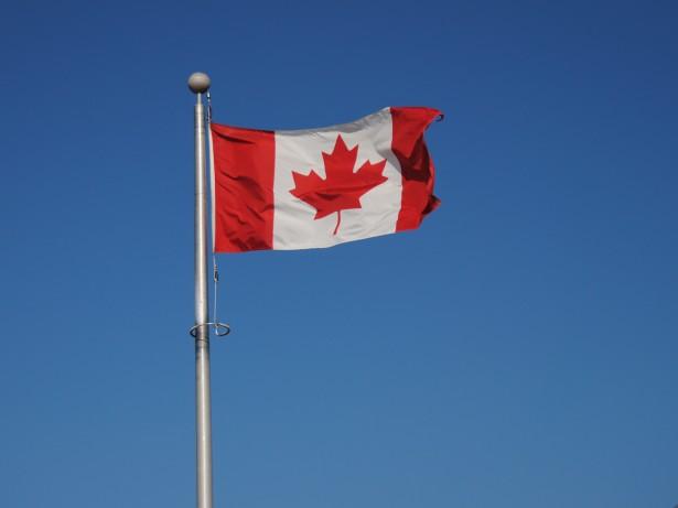 Freelance Canada flag