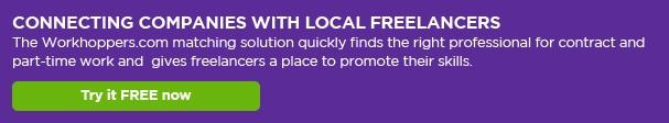 register to find freelance work