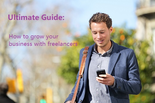 grow business with freelancers