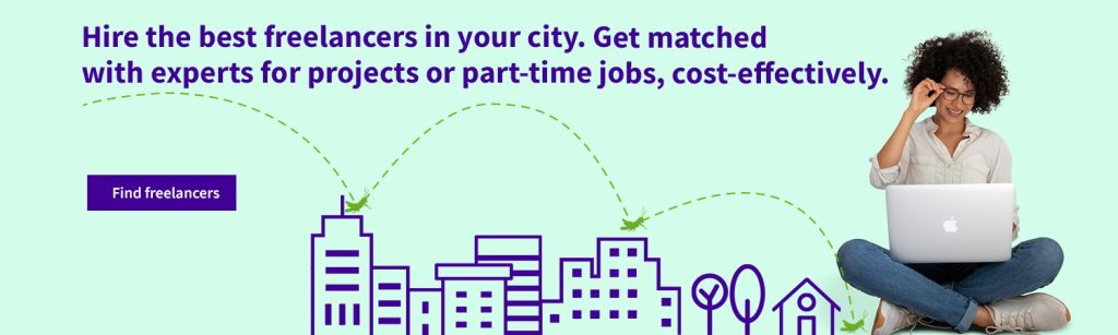 cta to find freelancers on workhoppers