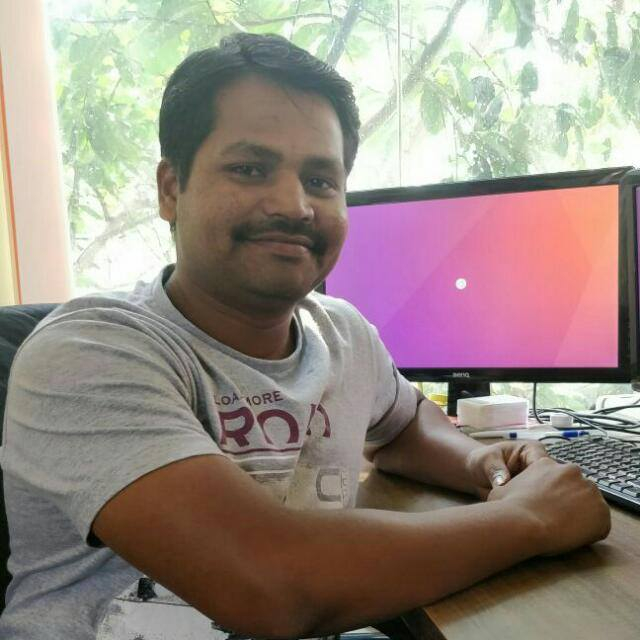 Workhopper profile page Somnath Sarvade