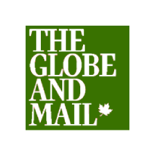 Logo The Globes and mail