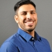 Workhopper profile page Parm Johal