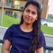 Workhopper profile page Pooja