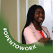 Workhopper profile page Damola