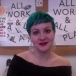 Workhopper profile page Meaghan O'Brien